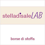stelladisaleLAB - borse di stoffa