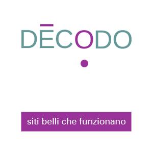 DECODO web design | siti belli che funzionano